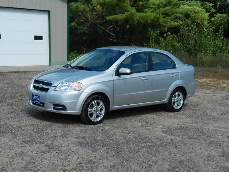 2011 Chevrolet Aveo For Sale At Siren Motors Inc. In Siren WI