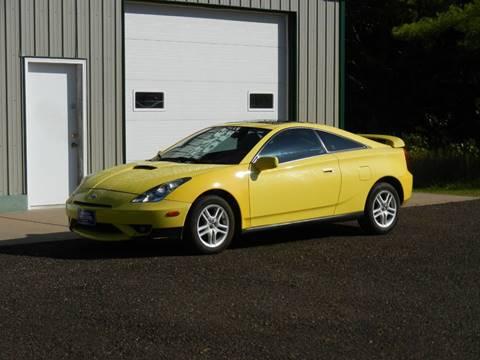 2003 Toyota Celica for sale in Siren, WI