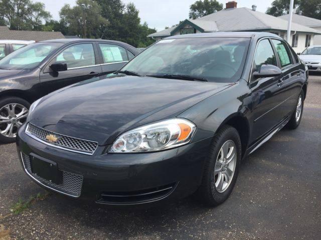 2013 Chevrolet Impala LS Fleet 4dr Sedan - Ramsey MN