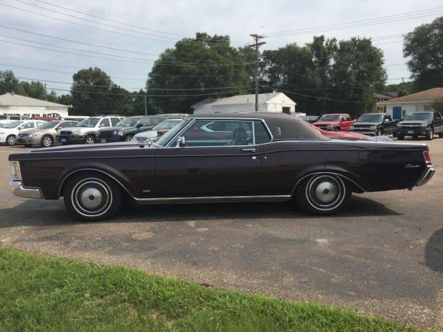 1969 Lincoln Mark III  - Ramsey MN