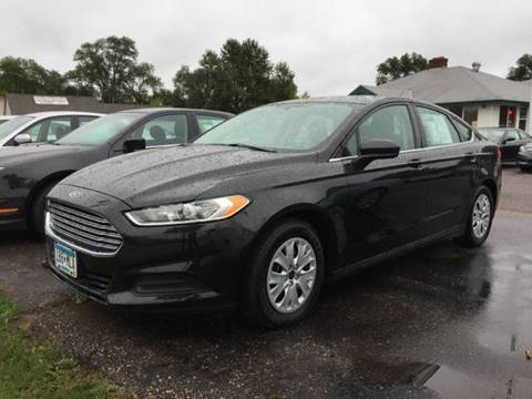2014 Ford Fusion for sale in Ramsey, MN