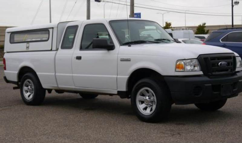 2011 Ford Ranger 4x2 XL 2dr SuperCab - Ramsey MN