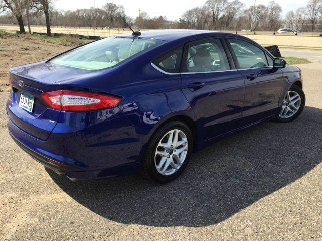 2014 Ford Fusion SE 4dr Sedan - Ramsey MN