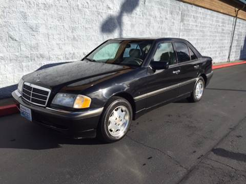 2000 Mercedes-Benz C-Class for sale in Shoreline, WA