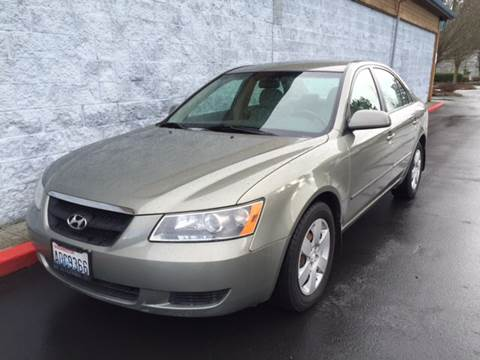 2008 Hyundai Sonata for sale at Seattle Motorsports in Shoreline WA