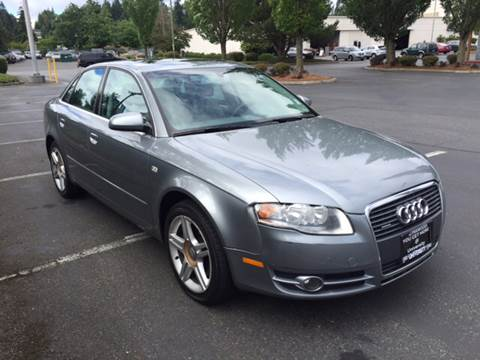 2006 Audi A4 for sale at Seattle Motorsports in Shoreline WA