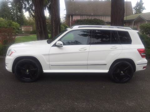 2010 Mercedes-Benz GLK for sale at Seattle Motorsports in Shoreline WA
