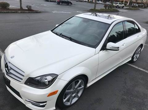 2013 Mercedes-Benz C-Class for sale at Seattle Motorsports in Shoreline WA