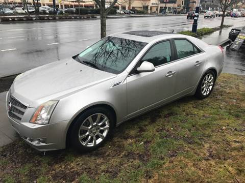 2008 Cadillac CTS for sale at Seattle Motorsports in Shoreline WA