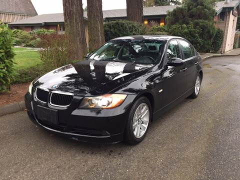 2007 BMW 3 Series for sale at Seattle Motorsports in Shoreline WA