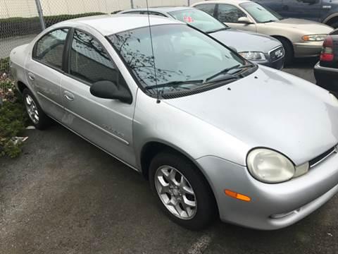 2000 Dodge Neon for sale in Shoreline, WA