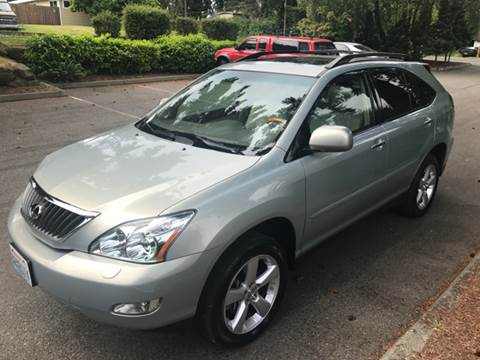2008 Lexus RX 350 for sale at Seattle Motorsports in Shoreline WA