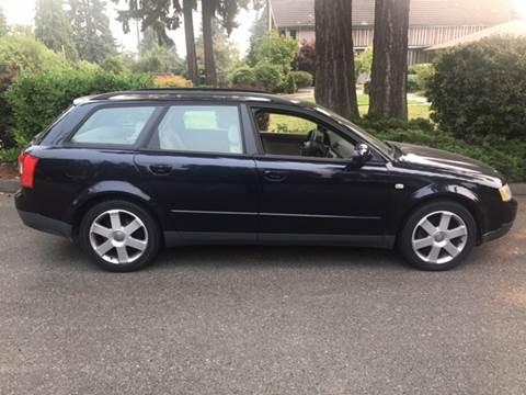 2003 Audi A4 for sale in Shoreline, WA