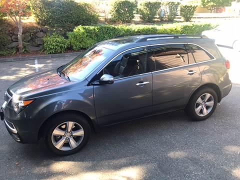 2010 Acura MDX for sale in Shoreline, WA