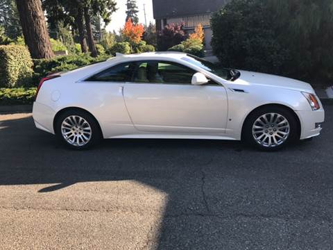 2011 Cadillac CTS for sale in Shoreline, WA