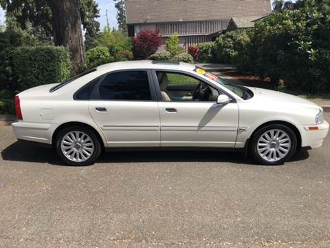 2006 Volvo S80 for sale at Seattle Motorsports in Shoreline WA