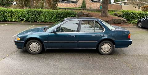 1991 Honda Accord for sale in Shoreline, WA