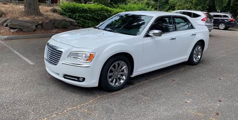 2014 Chrysler 300 for sale in Shoreline, WA