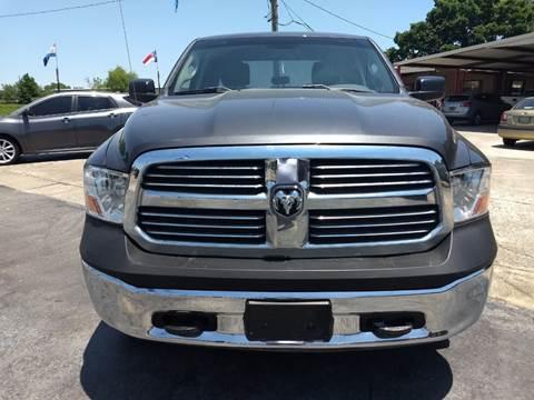 2016 RAM Ram Pickup 1500 for sale in Houston, TX