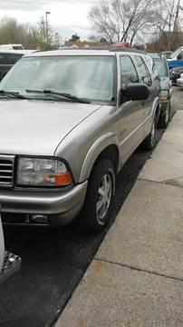 2000 Oldsmobile Bravada for sale in Roseville, MI