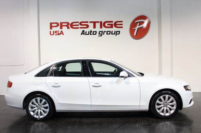 2012 Audi A4 for sale at Prestige USA Auto Group in Miami FL