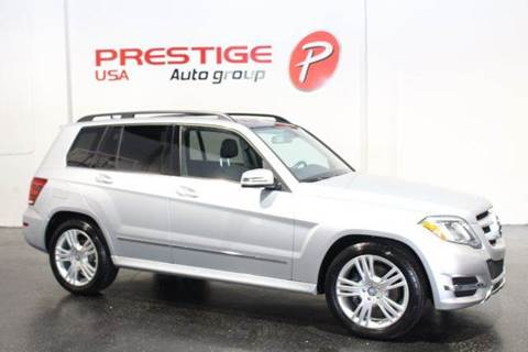 2013 Mercedes-Benz GLK-Class for sale at Prestige USA Auto Group in Miami FL