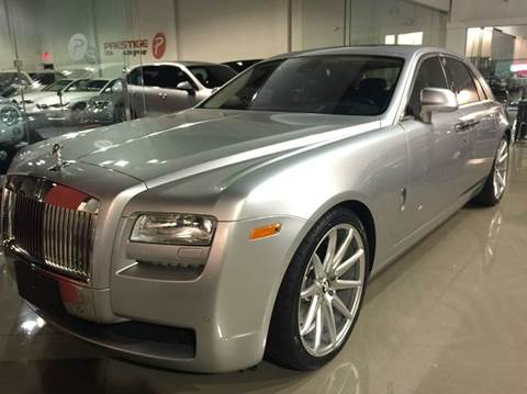 2012 Rolls-Royce Ghost for sale at Prestige USA Auto Group in Miami FL