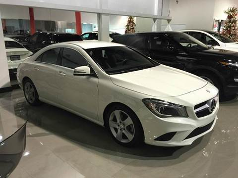 2015 Mercedes-Benz CLA for sale at Prestige USA Auto Group in Miami FL