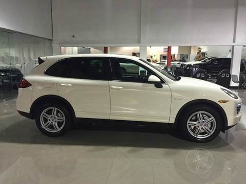 2011 Porsche Cayenne for sale at Prestige USA Auto Group in Miami FL