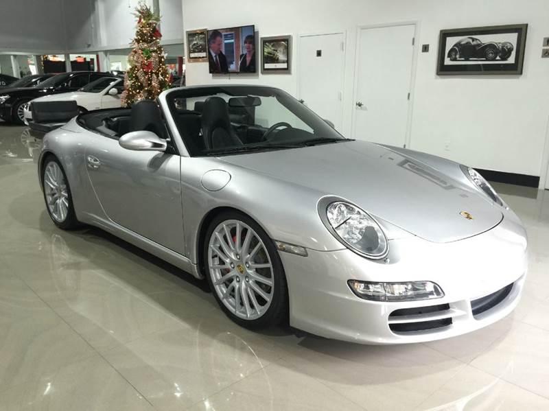 2006 Porsche 911 for sale at Prestige USA Auto Group in Miami FL