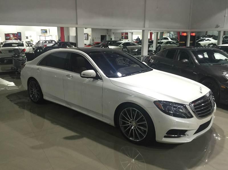 2015 Mercedes-Benz S-Class for sale at Prestige USA Auto Group in Miami FL