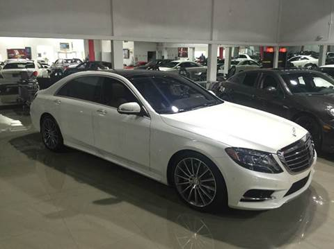 2015 Mercedes-Benz S-Class for sale at Prestige USA Auto Group in Miami FL