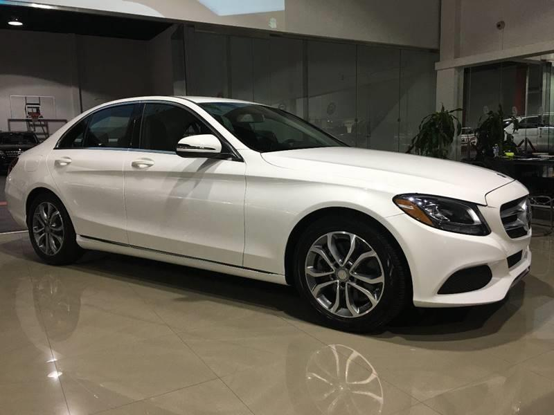 2016 Mercedes Benz C Class C300 4dr Sedan   Miami FL