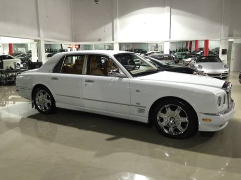 2007 Bentley Arnage for sale at Prestige USA Auto Group in Miami FL