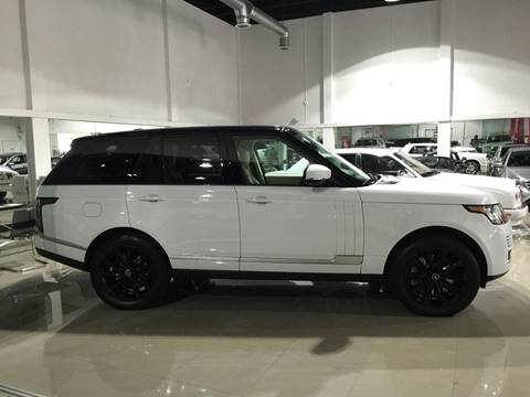 2013 Land Rover Range Rover for sale at Prestige USA Auto Group in Miami FL