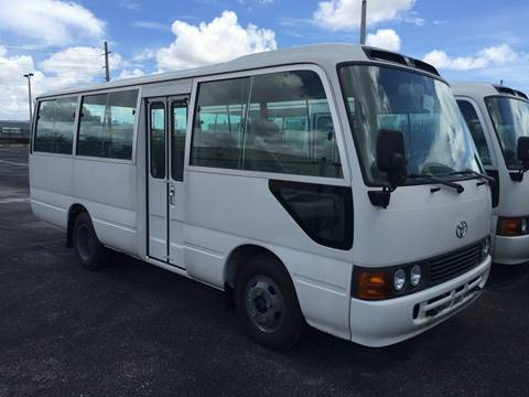2015 Toyota COASTER for sale at Prestige USA Auto Group in Miami FL