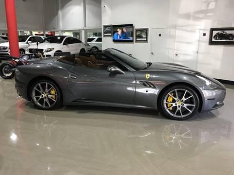 2010 Ferrari California for sale in Miami, FL