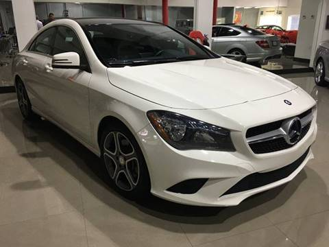 2014 Mercedes-Benz CLA for sale at Prestige USA Auto Group in Miami FL