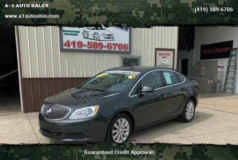 2016 Buick Verano for sale at A-1 AUTO SALES in Mansfield OH