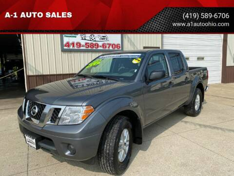 2019 Nissan Frontier for sale at A-1 AUTO SALES in Mansfield OH