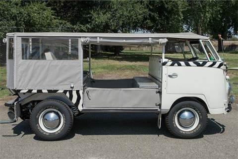 1957 Volkswagen Bus