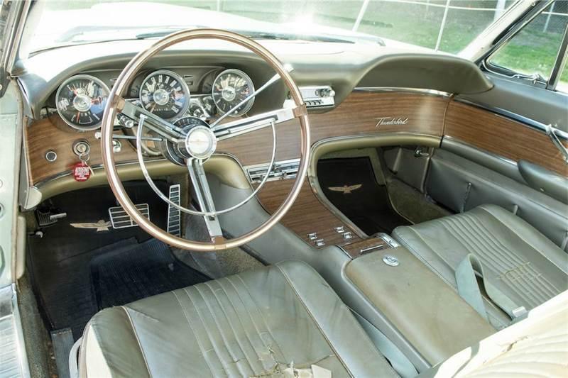 1963 Ford Thunderbird  - Sacramento CA