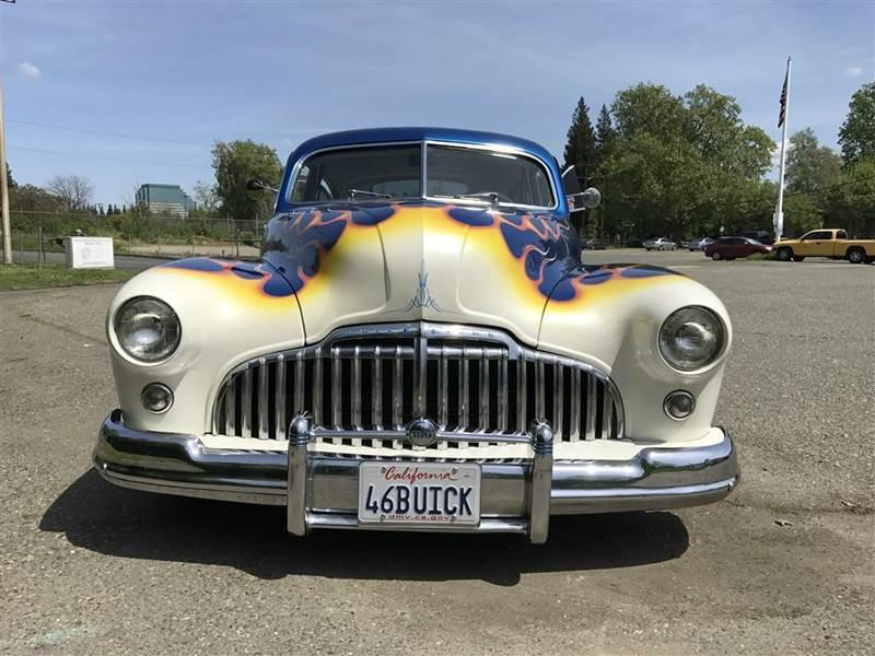 1946 Buick Sedanette  - Sacramento CA