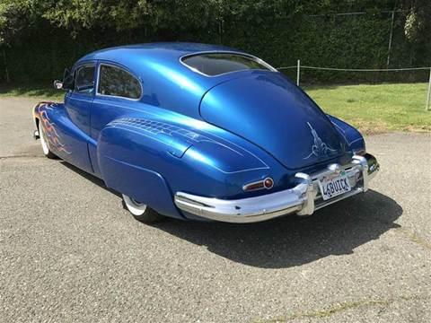 1946 Buick Sedanette