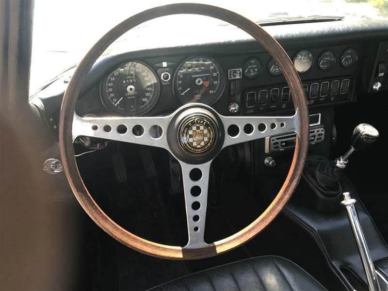 1968 Jaguar E-Type  - Sacramento CA