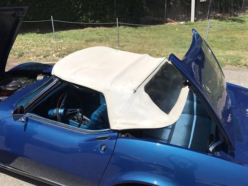1968 Chevrolet Corvette Convertible - Sacramento CA