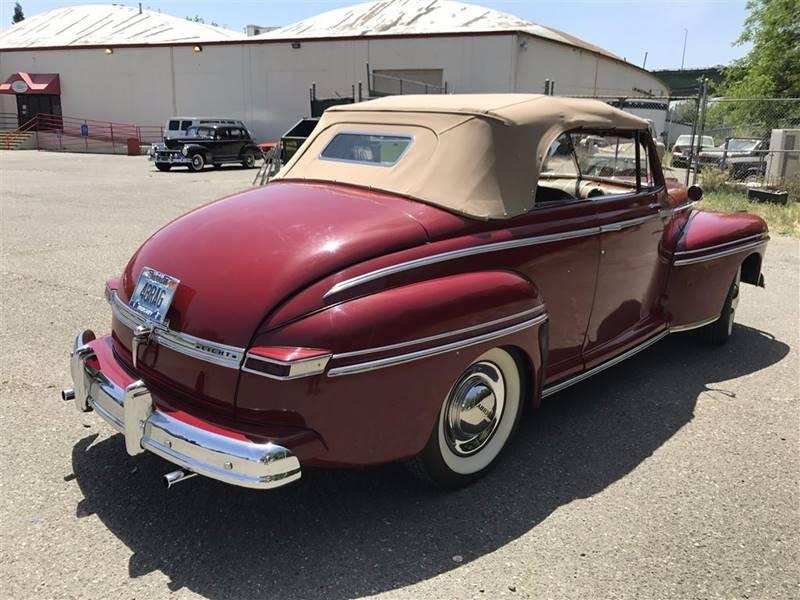 1948 Mercury A-20  - Sacramento CA