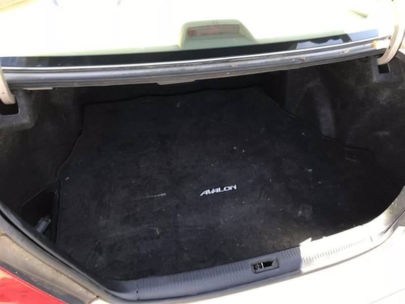 2000 Toyota Avalon XL 4dr Sedan - Sacramento CA