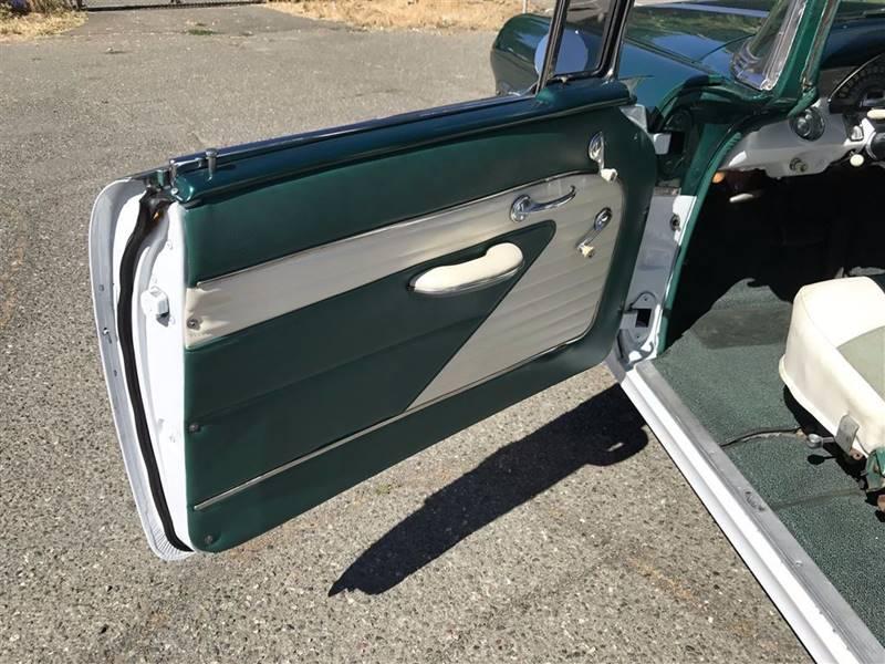 1956 Pontiac Chieftain  - Sacramento CA