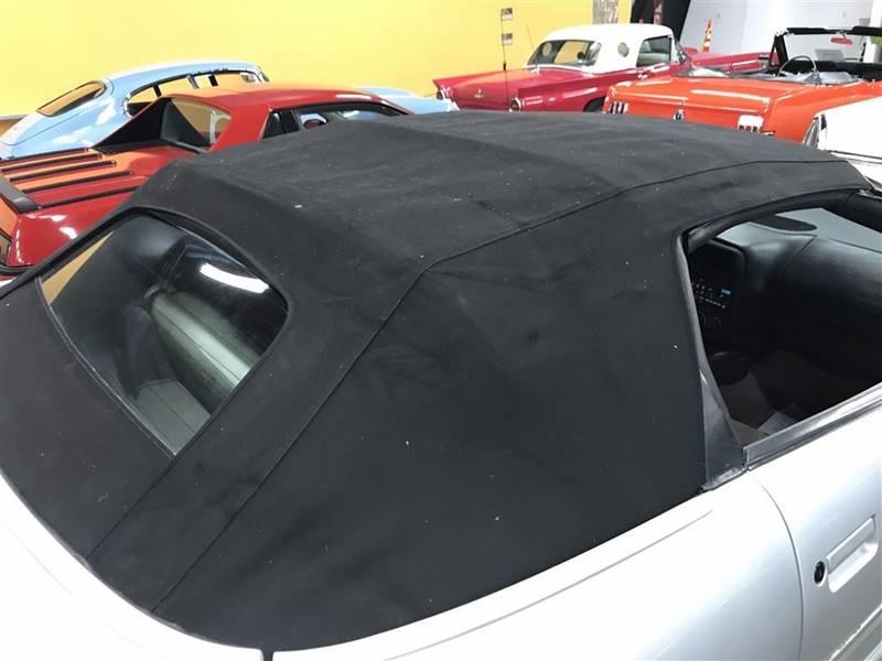 2000 Chevrolet Camaro 2dr Convertible - Sacramento CA